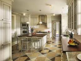 Types Of Floors For Kitchens Kitchen Cork Floor Types Overview Small Design Ideas