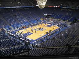 Rupp Arena Section 218 Kentucky Basketball Rateyourseats Com