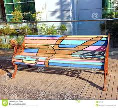 275 Best Sunflower Have A Seat Images On Pinterest  Sunflowers Hand Painted Benches