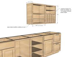 Ana White Kitchen Cabinet Kitchen Kitchen Cabinet Plans Intended For Amazing Ana White