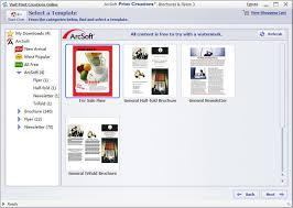 How Do You Make A Brochure On Microsoft Word 2007 What Program Can I Use To Make A Brochure How To Create A Brochure
