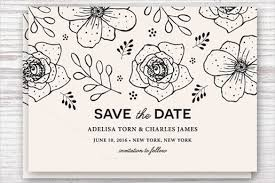 Postcards Save The Date Template Shooters Journal