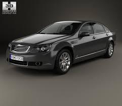Chevrolet Caprice Royale 2014 3D model - Hum3D