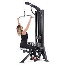 Lat Pulldown Weight Training Machine 1fe001 Panatta Videos