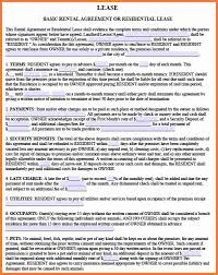Lease Agreement In Pdf 24 Rental Lease Agreement Pdf Marital Settlements Information 11