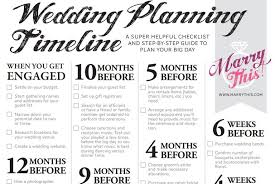 wedding checklist templates 11 free printable checklists for your wedding timeline