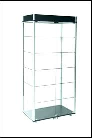 awesome ikea glass display cabinet glass display cabinet glass display case glass cabinet for small