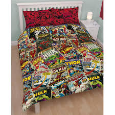 Image of: The Avenger Hulk Bedding Sets