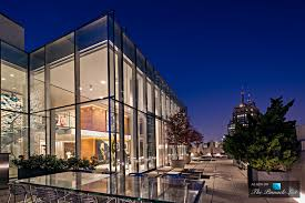 Nyc Penthouses For Parties 48 Million Sky Lofts Glasshouse Penthouse 145 Hudson Street