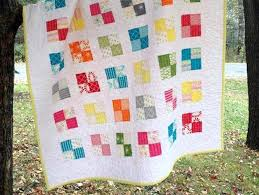 8 Easy and FREE Layer Cake Quilt Patterns & 7 FREE Quilt Patterns That Make the Most of Squares ... Adamdwight.com