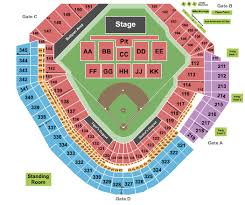Detroit Tiger Stadium Seating Chart With Rows Comerica Park Tickets With No Fees At Ticket Club