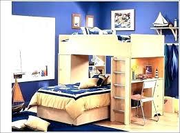 kids bunk beds with desk loft bed under twin storage childrens uk be