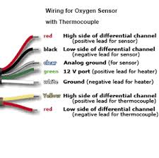 bosch universal o2 sensor wiring diagram bosch oxygen sensor 02 Sensor Location Diagrams at 02 Sensor Wiring Diagram Infinity