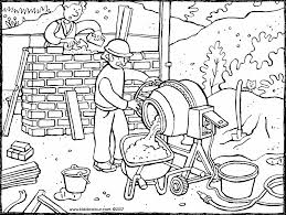 Huizen Colouring Pages Pagina 4 Van 5 Kiddicolour