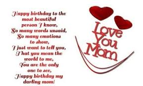 happy birthday mom letter best business template regarding happy birthday mom letters