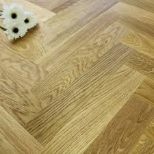 engineered rustic oak oiled parquet block wood flooring 1 47m²