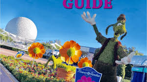 get your free pdf guide to the 2019 epcot international flower garden festival from wdwnt