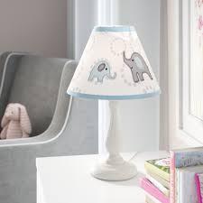Harriet Bee Elephant 10 Linen Bell Lamp Shade Ebay