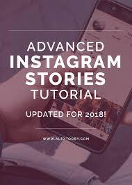 insram stories features