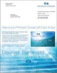 card carrier created for princess cruises copy by lawri williamson