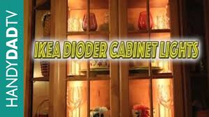 ikea cabinet lighting. IKEA Dioder Cabinet Lights Ikea Lighting T