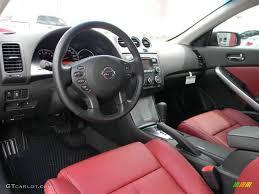nissan altima 2012 black interior. nissan altima 2012 red black interior