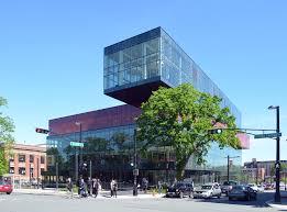 Halifax Central Library in Halifax, Canada by schmidt hammer lassen  architects (2014)