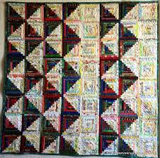 282 best Log Cabin Quilt Layouts images on Pinterest | Patterns ... & Fret Not Yourself: Fifth Log Cabin Baby Quilt Finished Adamdwight.com