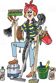 Image result for clip art pictures of cleaners