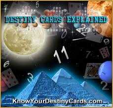 Card Birthday Chart Birth Cards Know Your Destiny Cards