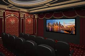 Home Theatres Designs Interesting Ideas