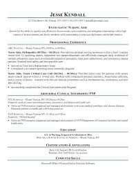 Resume Template For Cna Interesting Resume Examples No Experience Related To Certified Nursing Assistant