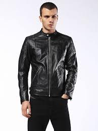 sel men s leather jacket uk