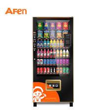 Vending Machine App Impressive China Afen Mobile Shop APP Payment Snack Drink Combo Vending Machine