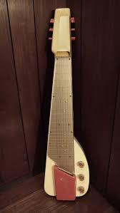 Lap Steel Guitar Design Construction 1949 Gibson Ultratone V1 Lap Steel Lap Steel Guitar In