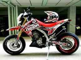 custom honda crf250m motard crf250l supermoto bike jpg backup 803