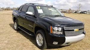 Used car sale Maryland 2013 Chevrolet Avalanche Black Diamond V8 ...