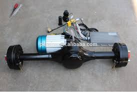 high performance 48v 1000w brushless dc motor for various kinds of electric vehicle