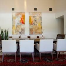 paintings for dining room walls. Interesting Dining Dining Room Wall Decor With Abstract Art Painting Throughout Paintings For Walls N