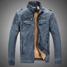 men s vintage leather jacket