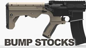 Bump stocks have been banned because the government believes white house press secretary, sarah sanders, states that bump stocks fall within the definition of. Public Has Divided Response On Bump Stock Ban
