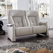 himolla themse 2 seater reclining sofa