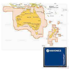 Navionics Plus 50xg Pre Loaded Update Nz And Au Cf Chart Card