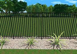 black vinyl fences. Beautiful Vinyl Black Vinyl Fence Home Nice With Regard To Lowes On Black Vinyl Fences