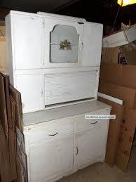 vintage marsh hoosier kitchen cabinet with flour bin and roll top 1900