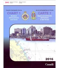 Canadian Nautical Charts Online Canadian Chart 1 Symbols Abbreviations Terms 2016 Edition