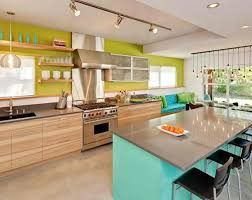 40 Vibrant And Colorful Kitchen Design Ideas Rilane Interesting Colorful Kitchen Ideas