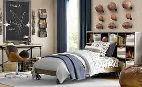 Sports Themed Bedroom Decor Photo   1