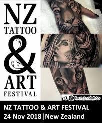 Nz Tattoo Art Festival 2018