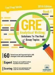 Gre Analytical Writing Solutions To The Real Essay Topics